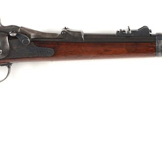 Standard 1873 Model Carbine with short thick wrist