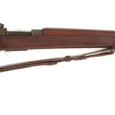 Standard 1944 issue Remington Model 1903-A3 with stamped parts