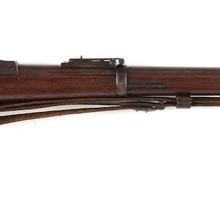 Standard issue Indian Wars Trapdoor rifle