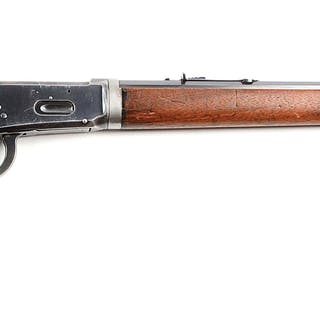 Standard 1894 rifle in takedown configuration with 26 inch octagon barrel