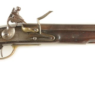 Only 3,000 of these pistols were made by Simeon North between 1808 and 1810