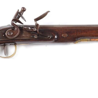 This pistol was one in the William M