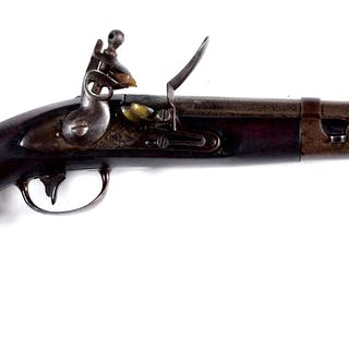 Only 1,626 of this model were made by Simeon North between 1813 and 1815