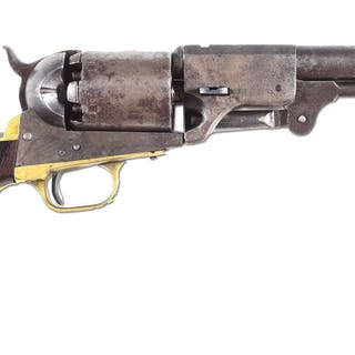 This is an extremely unusual gun in that it does not...