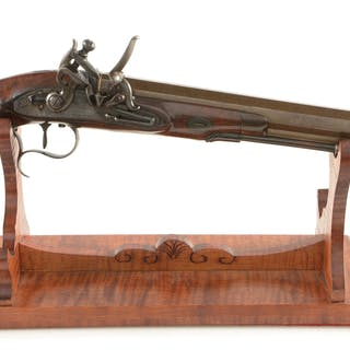 Simeon North dueling pistols are extremely rare