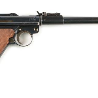 1918 dated DWM Artillery Luger