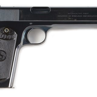 This pistol was shipped to Browning Bros