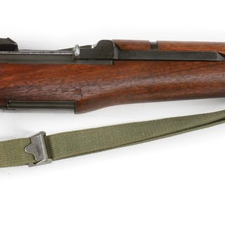 Springfield M1 Garand semi-automatic rifle made post...
