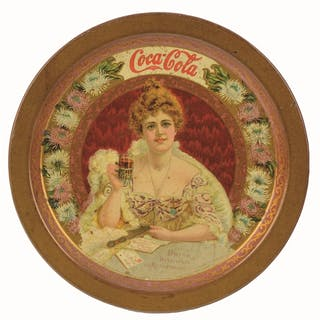 This is a classic early change tray with a good and sound overall appearance