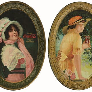 The 1914 change tray has good colors with very light wear