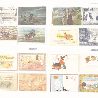 Lot consists of: nice assortment of cards