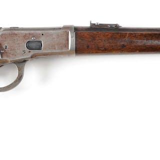 Standard configuration Model 1892 Saddle Ring Carbine