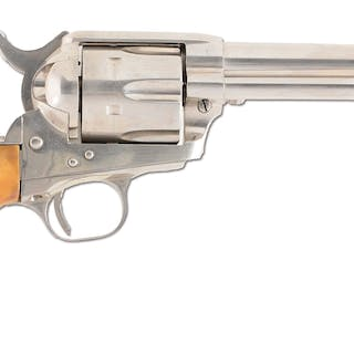 Colt produced 89 revolvers in 1958 in this configuration...
