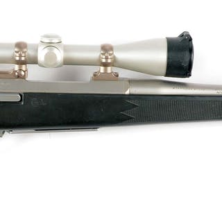 Fabulous hunting rifle with stainless steel