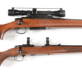 Lot consists of: (A) Boxed Remington Model 788