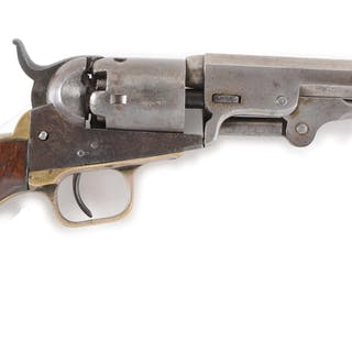 Standard pre-Civil War era 1849 with octagon barrel