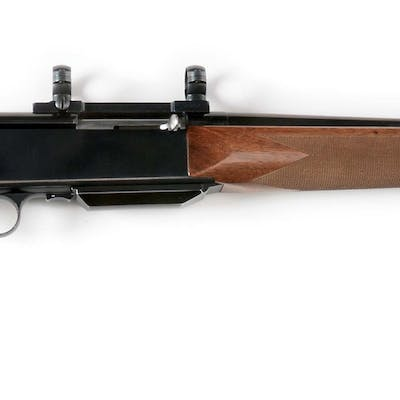 Quality semi-automatic sporting rifle that uses a box...