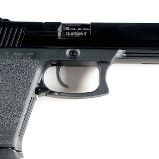 The Mk 23 was adopted by the United States Special...