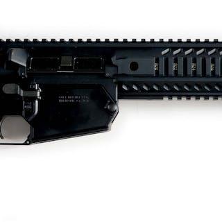 Standard configuration Modular Carbine featuring monolithic upper