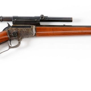 Basically an updated Model 1897 that still features the full octagon barrel