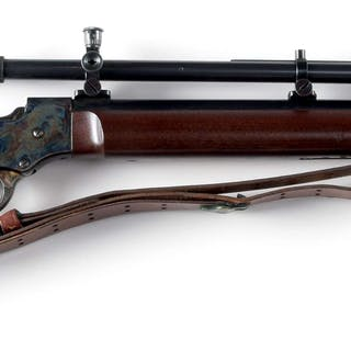 This is a Walnut Hill marked barrel
