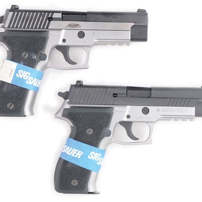 Lot consists of: (A) .40 caliber comes with three magazines