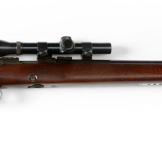 This was the rifle to beat at matches throughout the US from the 1930-50's