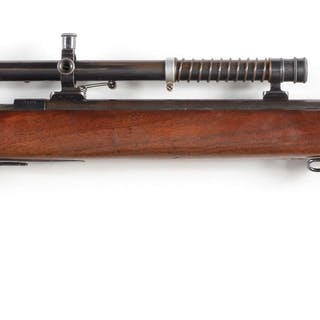 Standard model 75 Winchester target rifle