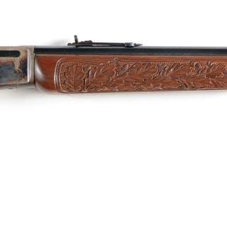 1941 produced Marlin 39-A with case colored receiver