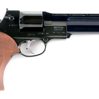 A rare offering of the Mateba Unica 6 revolver