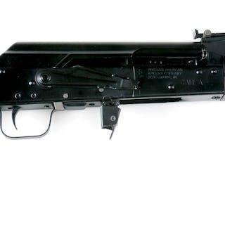 The Saiga semi-automatic rifles are a family of Russian...