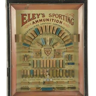 The Eley Cartridge Company was founded by Charles and...