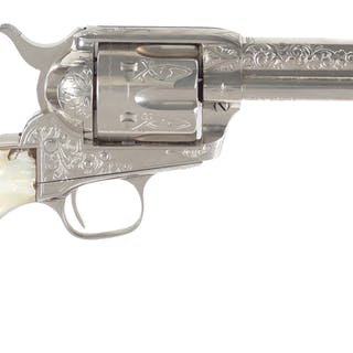 Colt Single Action Army manufactured October 22th