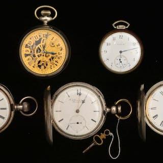 Clever Waltham Pocket Watch Transformed In Wristwatch Gold Filled Case Run Modern Design Watches, Parts & Accessories