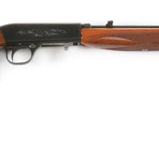 Standard Belgian made Browning Grade 1 SA-22 rifle