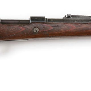 This is a hard to find 660 code 98k rifle made by Steyr in 1940