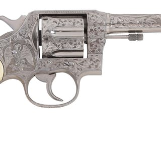 The basis for this revolver is a standard US Army issue...