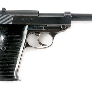 1943 produced ac code Walther P.38 pistol