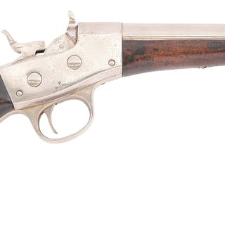 "It is documented that all Model 1870 pistols with the 7""..."