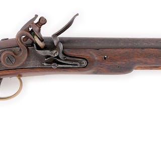 This gun features an original J