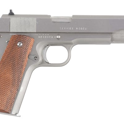 This is basically a clone of a Colt Model 1911-A1 but...