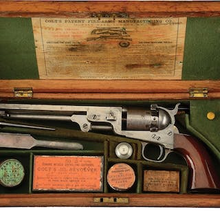 The Colt Thuer conversion is the rarest of all factory...