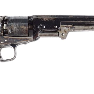 High condition 1851 Navy manufactured during 1855 in Colt's London factory
