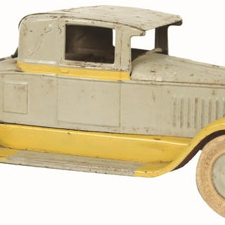 With push-down rear rumble seat