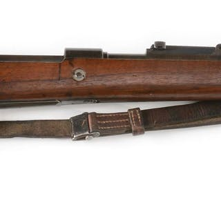 Receiver manufactured by Steyr in 1943