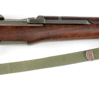 Mfg 1944 by Winchester and still retaining its original Winchester barrel