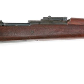 Remington made Model 1903 Springfield with a receiver...