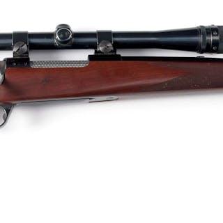 Husqvarna Model 3000 Mauser style bolt action built in Sweden from 1954-1972