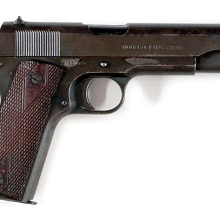 Typical Colt World War I Model 1911 Army model made in 1918