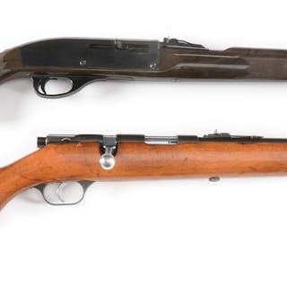 (A) Remington Model 66 Mohawk Brown
